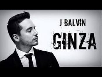 Jbalvin-ginza