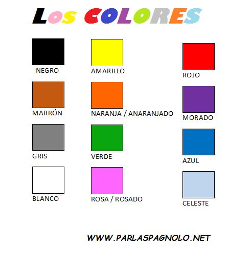 colori-in-spagnolo